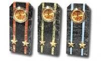 Часы из камня погон подполковник