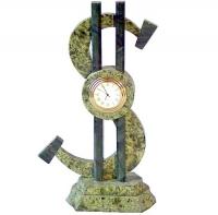 Часы настольные Доллар