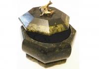 Шкатулка для украшений 8-гранная крупная