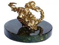 Статуэтка-фигурка на подставке Скорпион